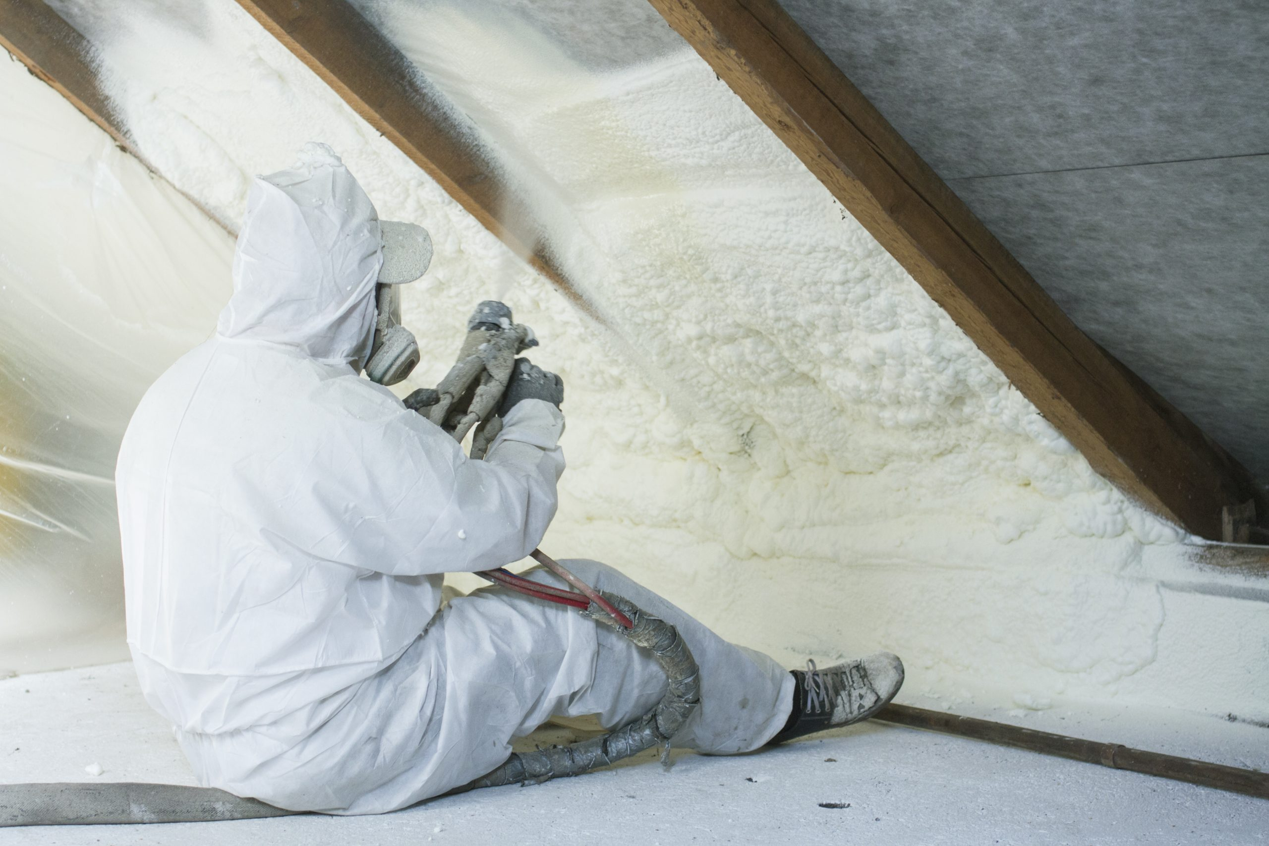 Spray Foam Insulation Health Concerns Spray Foam Removal