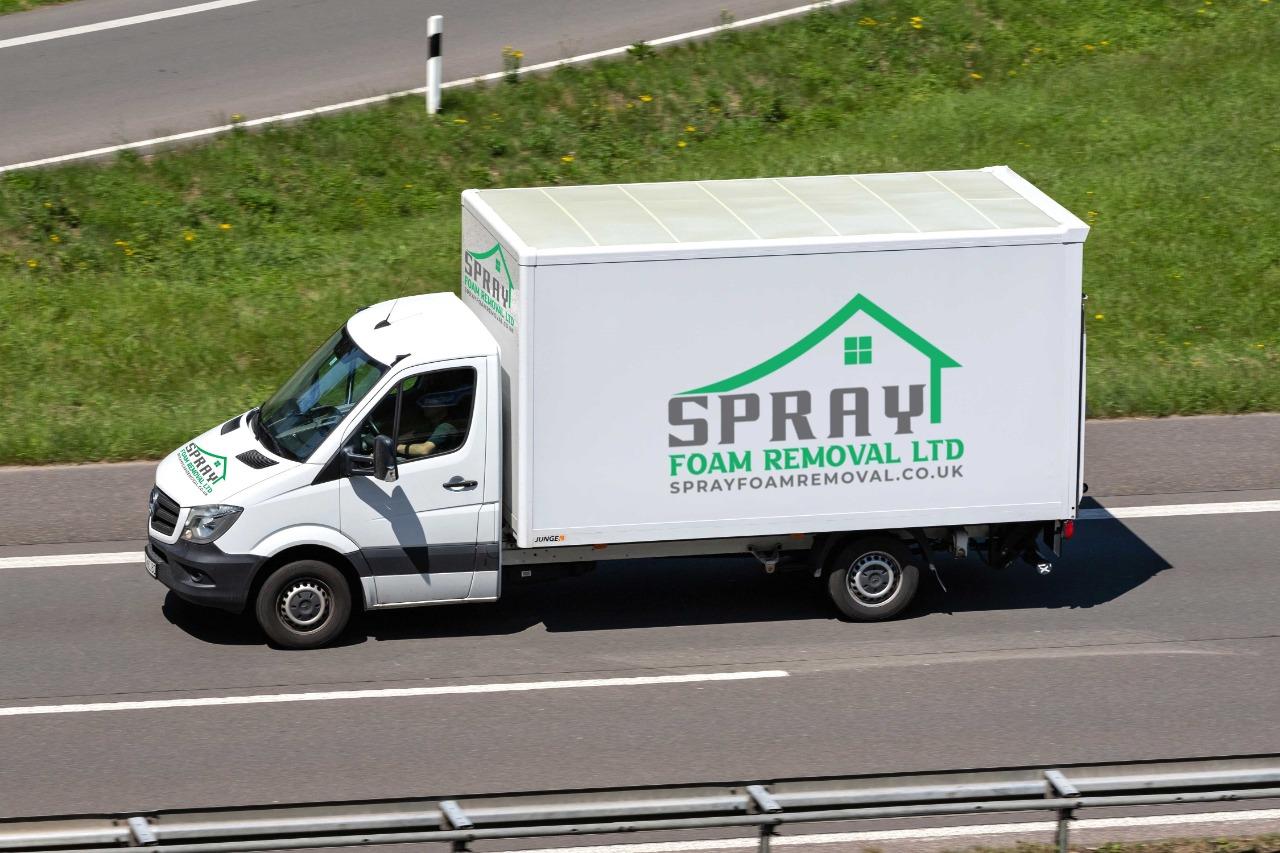 Choosing a Reputable Spray Foam Removal Company Spray Foam Removal